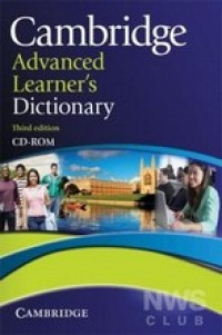 Cambridge Advanced Learners Dictionary Third Ed Cd