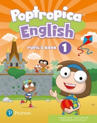 POPTROPICA ENGLISH LEVEL 1 SB