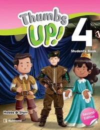 THUMBS UP 4 STUDENTS SECOND EDITION PACK