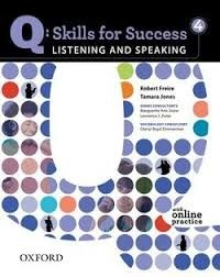 Q Skills For Success 4 Sb Listening And Speaking