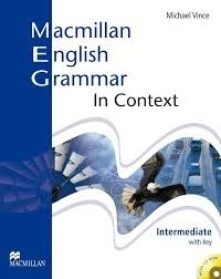 Macmillan English Grammar In Context Intermediate Sb Wo/Key & Cd Rom