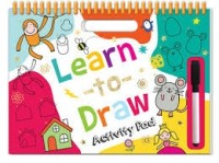 WIPE CLEAN DOODLE PAD LEARN TO DRAW