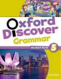Oxford Discover 5 Grammar  Book