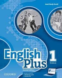 ENGLISH PLUS 1 WB SECOND EDITION