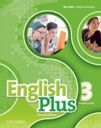 ENGLISH PLUS 3 SB SECOND EDITION