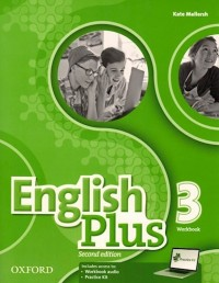 ENGLISH PLUS 3 WB SECOND EDITION