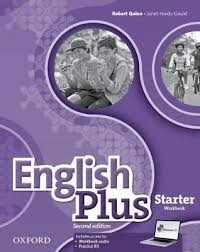 ENGLISH PLUS STARTER WB SECOND ED