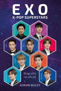 EXO. K-POP SUPERSTARS