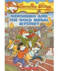 Geronimo And The Gold Metal Mystery