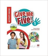 GIVE ME FIVE 1 ACTIVITY BOOK