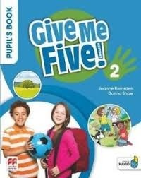 GIVE ME FIVE 2 PUPIL'S BOOK