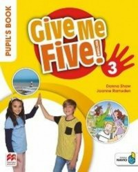 GIVE ME FIVE 3 PUPIL'S BOOK