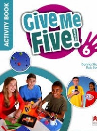 GIVE ME FIVE 6 ACTIVITY BOOK