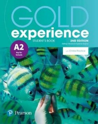 GOLD EXPERIENCE A2 SB 2ND EDITION WITH ONLINE