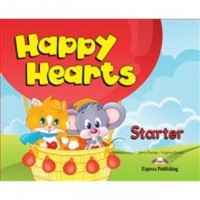 Happy Hearts Starter Sb Pupil'S Book