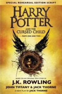 Harry Potter And Cursed Child,Parts One And Two