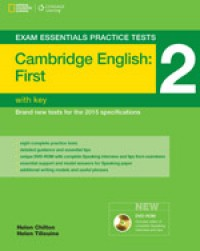 Essentials Cambridge English First 2 Without Key