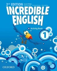 Incredible English 1 Wb New Edition