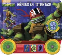 Teenage Mutant Ninja Turtles: !Héroes En Patineta!
