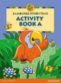 Jamboree Storytime Level B Activity Book