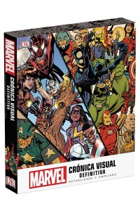 MARVEL: CRÓNICA VISUAL