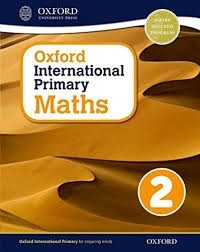 OXFORD INTERNATIONAL PRIMARY MATHS 2