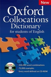 New Oxford Collocations Dictionary