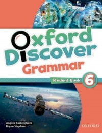 OXFORD DISCOVER 6 GRAMMAR  BOOK