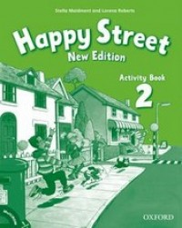 New Happy Street 2 Wb & Multirom Pack
