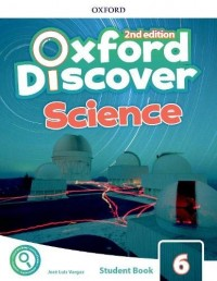 OXFORD DISCOVER SCIENCE 6 SB WITH ONLINE PRACTICE