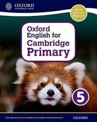 OXFORD ENGLISH FOR CAMBRIDGE PRIMARY 5 SB