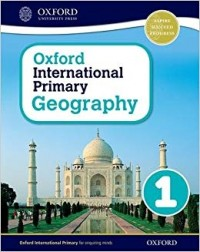 OXFORD INTERNATIONAL PRIMARY GEOGRAPHY 1 SB