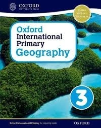 OXFORD INTERNATIONAL PRIMARY GEOGRAPHY 3 SB
