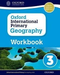 OXFORD INTERNATIONAL PRIMARY GEOGRAPHY 3 WB