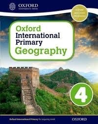 OXFORD INTERNATIONAL PRIMARY GEOGRAPHY 4 SB