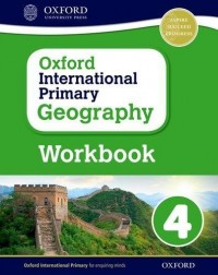 OXFORD INTERNATIONAL PRIMARY GEOGRAPHY 4 WB