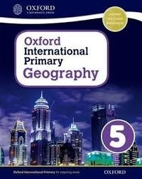 OXFORD INTERNATIONAL PRIMARY GEOGRAPHY 5 SB