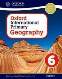 OXFORD INTERNATIONAL PRIMARY GEOGRAPHY 6 SB