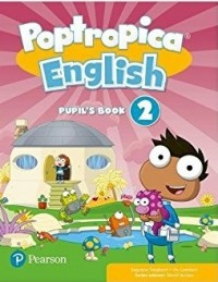 POPTROPICA ENGLISH LEVEL 2 SB