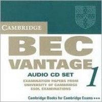 Practice Tests Bec Vantage 1 Cd