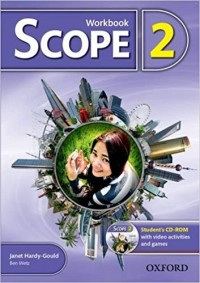 SCOPE 2 WB W/ STUDENT'S CD-ROM