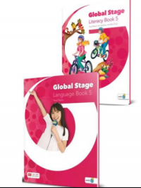 GLOBAL STAGE LEVEL 5 SB LITERACY AND LANGUAGE BOOK