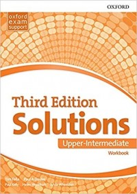 SOLUTIONS UPPER-INTERMEDIATE WB THIRD EDITION