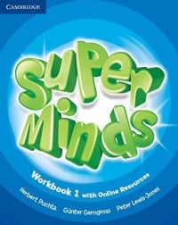 SUPER MINDS 1 WB