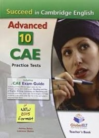 SUCCEED IN CAMBRIDGE ENGLISH ADVANCED TEACHER´S BOOK