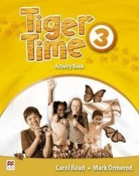 TIGER TIME 3 WB