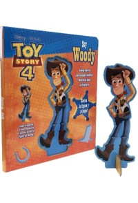 TOY STORY 4 SOY WOODY